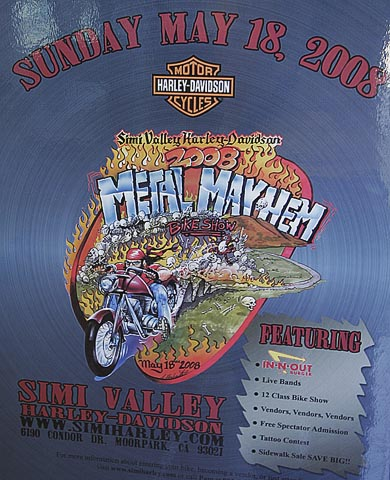Simi Valley Harley-Davidson Metal Mayhem